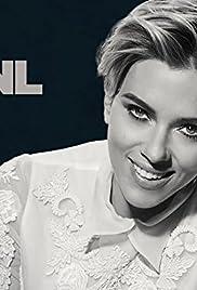 Scarlett Johansson/Wiz Khalifa Poster