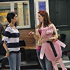 Jennifer Stone and Selena Gomez in Wizards of Waverly Place (2007)