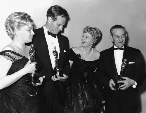 Image result for academy awards 1960
