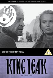 King Lear(1971) Poster - Movie Forum, Cast, Reviews