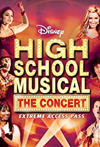 Primary photo for High School Musical: The Concert - Extreme Access Pass