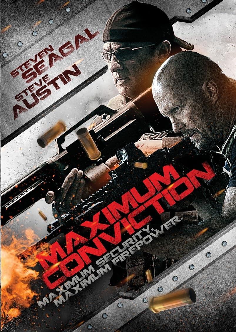Maximum Conviction (2012) Hindi Dubbed