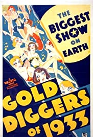 Gold Diggers of 1933 (1933) Poster - Movie Forum, Cast, Reviews