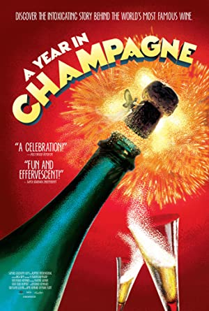 A Year in Champagne film Poster