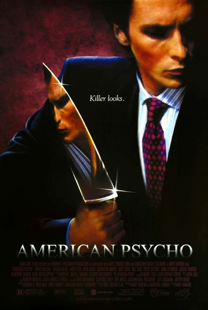 Image result for american psycho cover