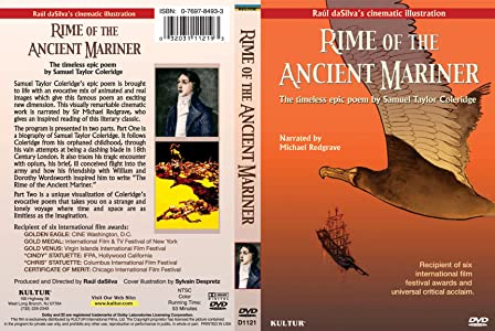 Rime of the Ancient Mariner none