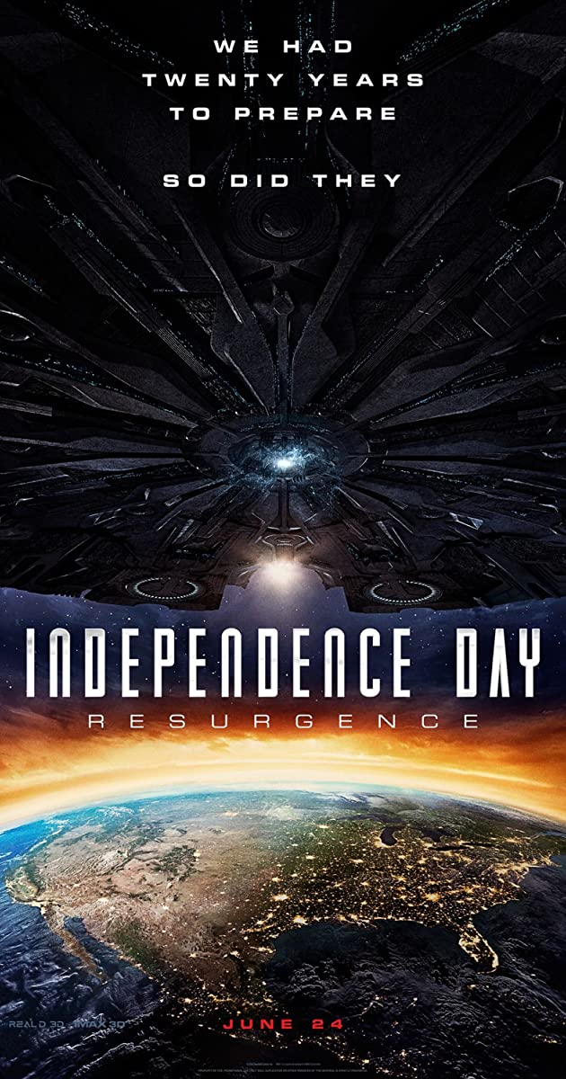 Subtitle of Independence Day: Resurgence