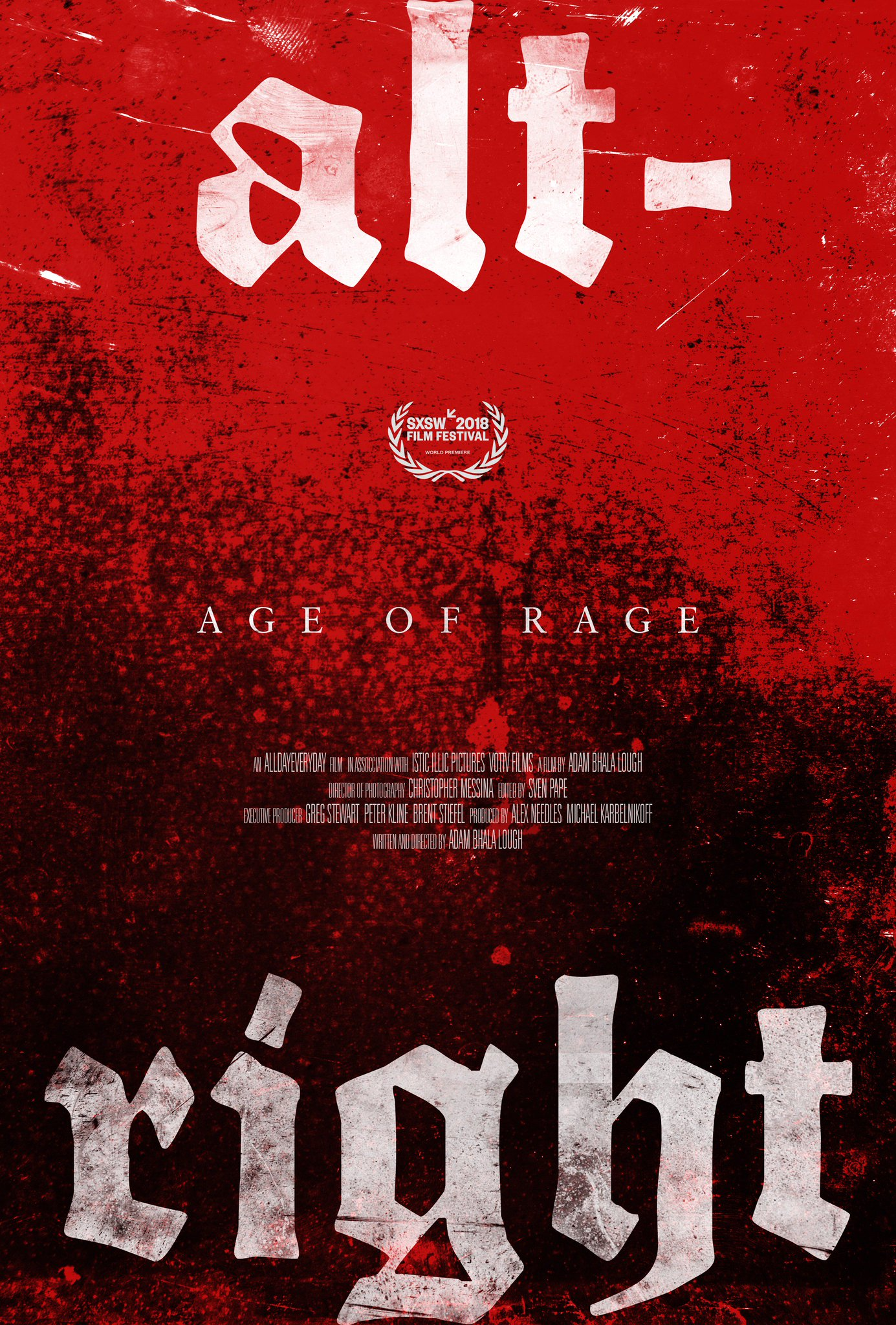 Alt-Right: Age of Rage (2018) - IMDb