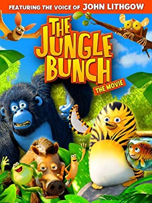 Where to stream The Jungle Bunch: The Movie