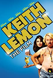 Keith Lemon: The Film Poster