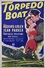 Torpedo Boat (1942) Poster