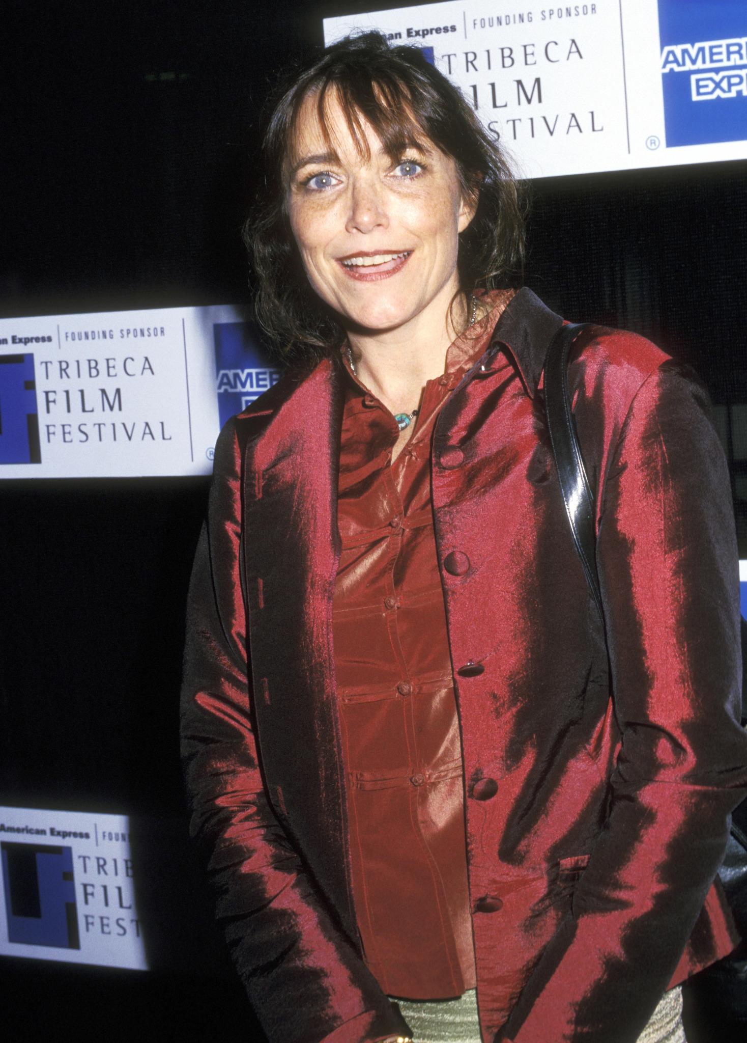 Karen Allen at an event for Insomnia (2002)