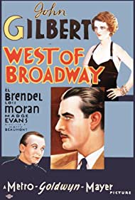 West of Broadway (1931) Poster - Movie Forum, Cast, Reviews