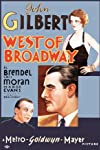 West of Broadway (1931)