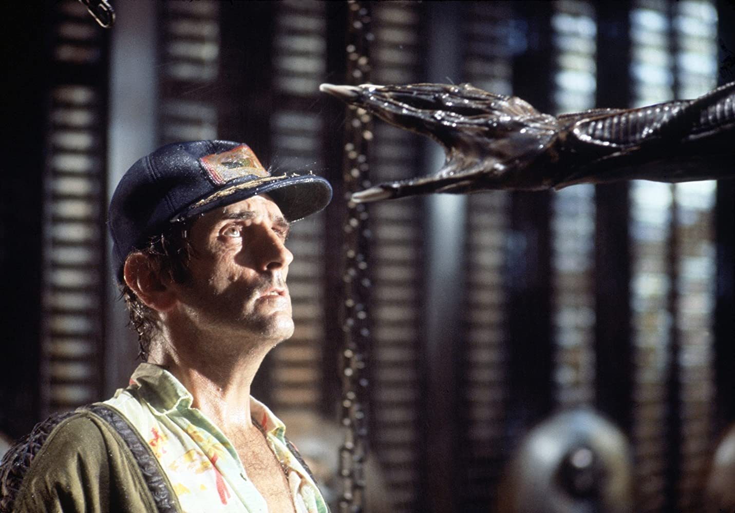 Harry Dean Stanton in Alien (1979)