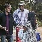Cress Williams, Rachel Bilson, and Wilson Bethel in Hart of Dixie (2011)