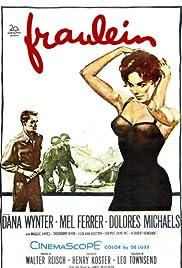 Fräulein Poster