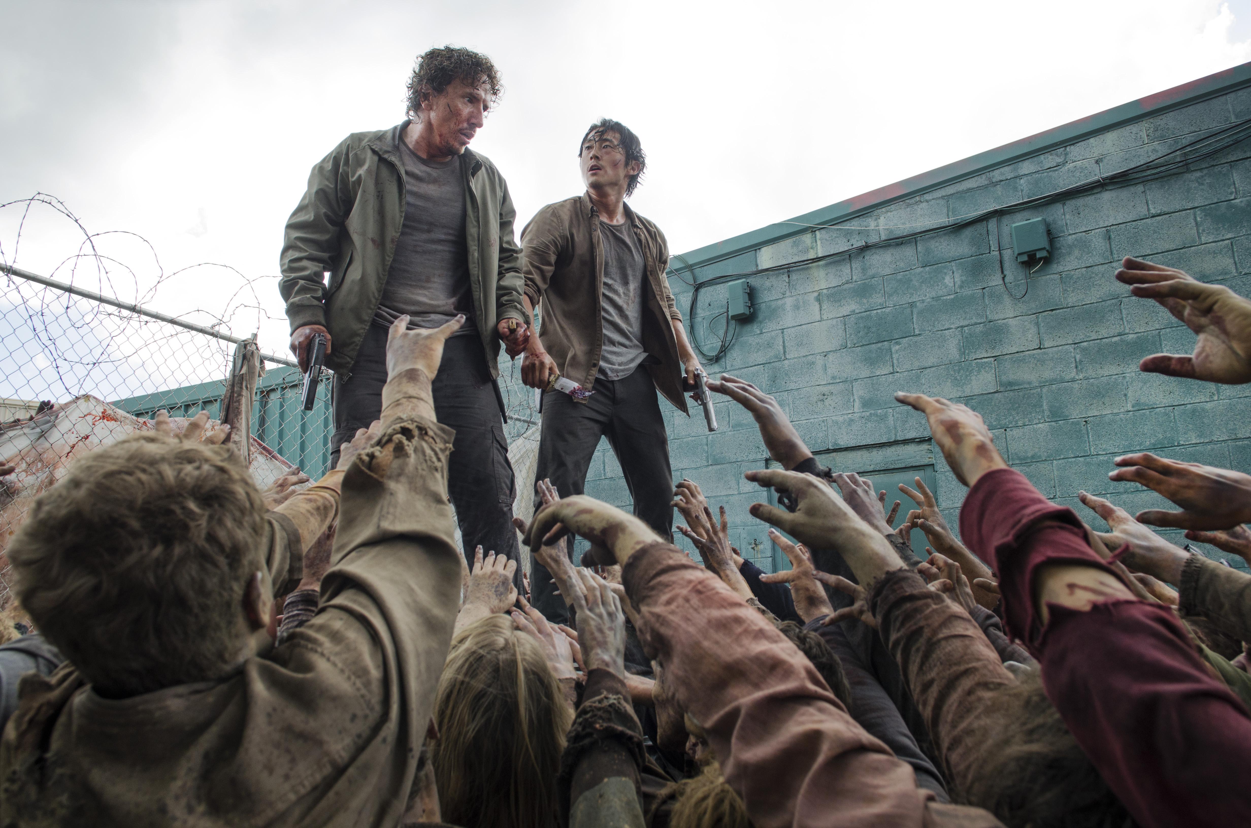 The Walking Dead 3×03 – Gracias