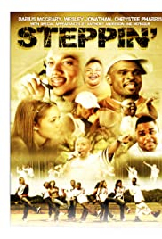 Steppin: The Movie Poster