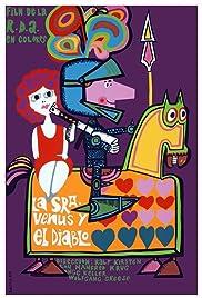 Frau Venus und ihr Teufel Poster