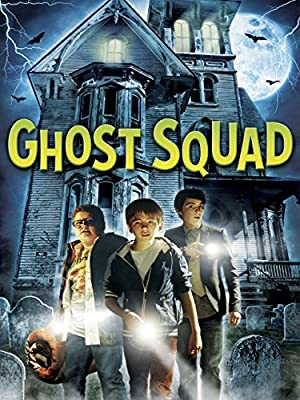 Where to stream Ghost Squad
