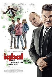 Iqbal & den hemmelige opskrift Poster