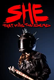 She That Kills the Dead Poster