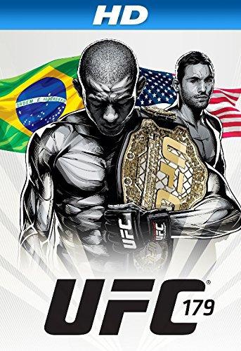 José Aldo and Chad Mendes in UFC 179: Aldo vs. Mendes II (2014)