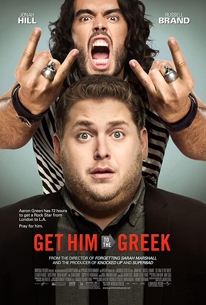 Get Him To The Greek 2010 Dual Audio Hindi 480p