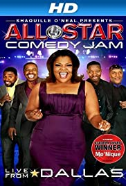 Shaquille O'Neal Presents: All-Star Comedy Jam - Live from Dallas (2010) 720p