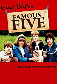 The Famous Five (1978) Poster - TV Show Forum, Cast, Reviews