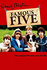 The Famous Five Poster