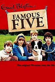 The Famous Five Poster - TV Show Forum, Cast, Reviews