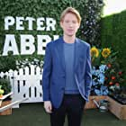 Domhnall Gleeson at an event for Peter Rabbit (2018)