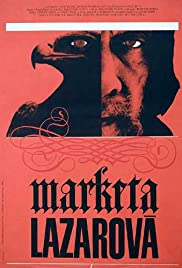 Marketa Lazarová Poster