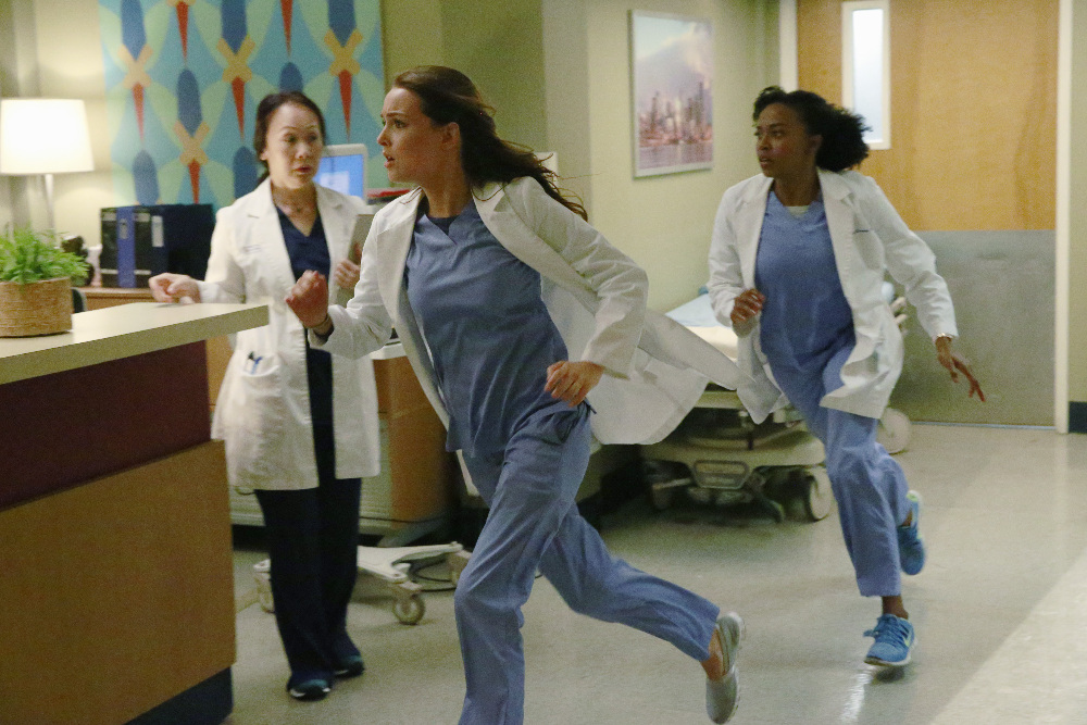 Greys Anatomy Crazy Love Tv Episode 2015 Imdb