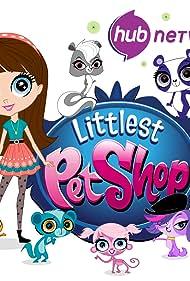Tabitha St. Germain, Sam Vincent, Jocelyne Loewen, Peter New, Nicole Oliver, Ashleigh Ball, Kyle Rideout, and Kira Tozer in Littlest Pet Shop (2012)