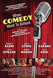 When Comedy Went to School Poster