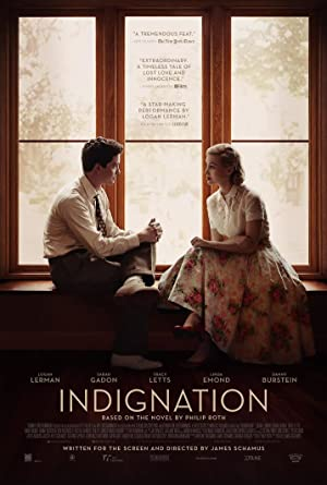 Movie Indignation (2016)
