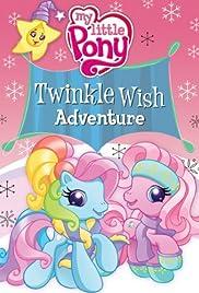 My Little Pony: Twinkle Wish Adventure Poster