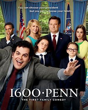 Where to stream 1600 Penn