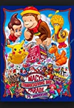 75th Annual Macy's Thanksgiving Day Parade