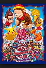 75th Annual Macy's Thanksgiving Day Parade Poster