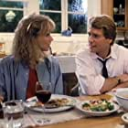 Shelley Long and Ryan O'Neal in Irreconcilable Differences (1984)
