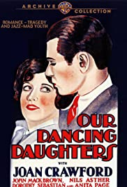 Our Dancing Daughters Poster
