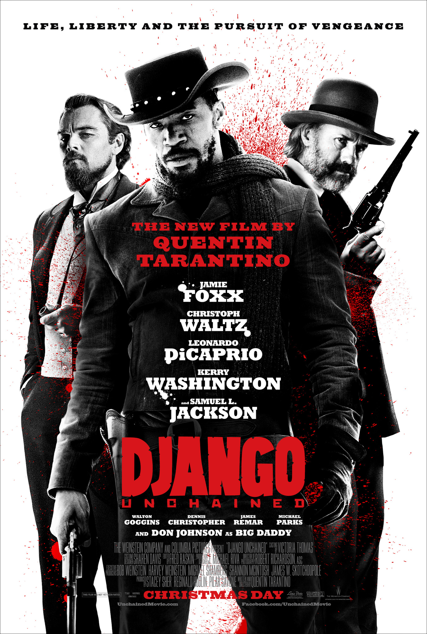 Django Unchained (2012) BluRay 480p, 720p & 1080p