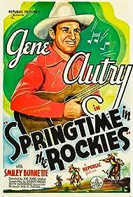 Gene Autry in Springtime in the Rockies (1937)