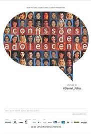 Confissões de Adolescente Poster