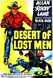 Desert of Lost Men Poster
