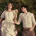 Devon Graye and Dreama Walker in The Discoverers (2012)